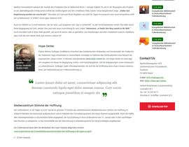 #141 for New layout for news agency website by syrwebdevelopmen
