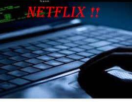 Nro 18 kilpailuun Create an image of Netflix spying users käyttäjältä MuhammadMatin