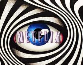 Nro 11 kilpailuun Create an image of Netflix spying users käyttäjältä Mynulislam1