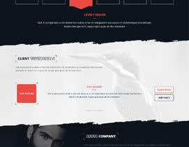 #7 for Design Landing Page for WEB DESIGN COMPANY by vipul121312