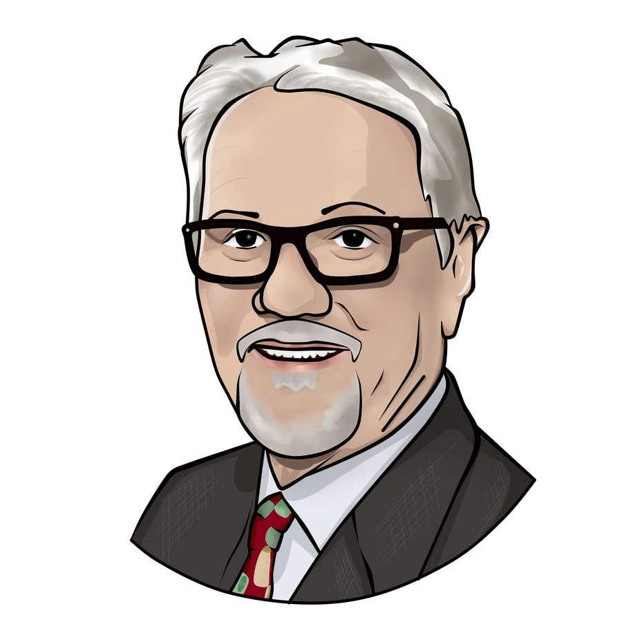 Kilpailutyö #49 kilpailussa Create a Cartoon / Caricature of my Boss !