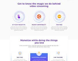 #6 for Design a Website Mockup by saidesigner87