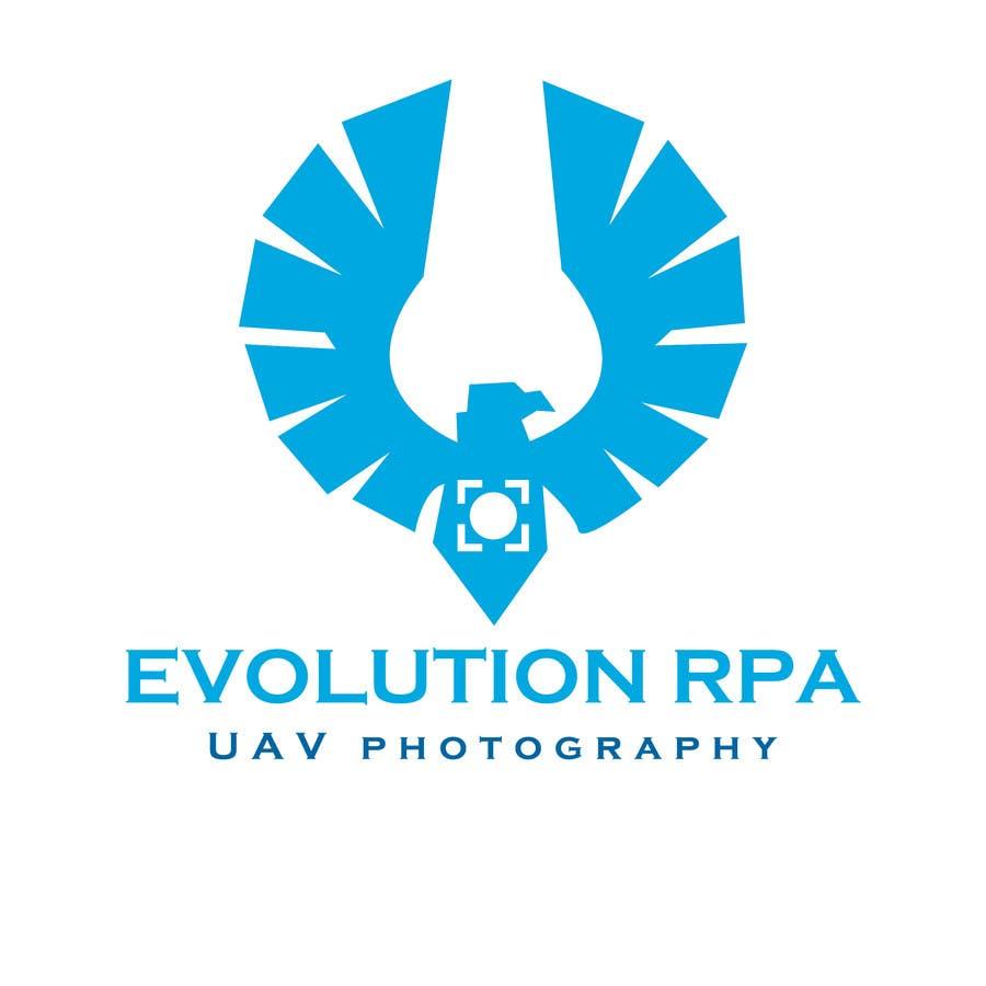 Entry 53 By Ijahan For Design A Logo For Evolution Rpa Uav