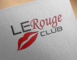 """#46 untuk Design Logo for """"Le Rouge"""" Cloub/Escort oleh mouryakkeshav"""