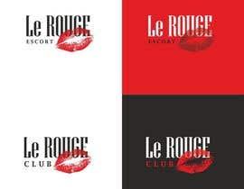 """#45 untuk Design Logo for """"Le Rouge"""" Cloub/Escort oleh donaldodesign"""