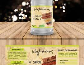 melyaalaoui tarafından edible spice bottle label için no 22