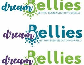 saramason1 tarafından Dreambellies Logo için no 93