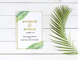 #34 for Wedding invitation af ElenaMal