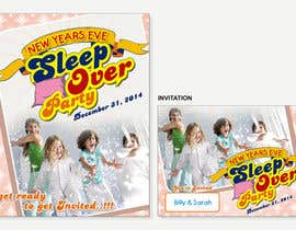 #20 cho Design a Flyer for a New Years Eve Sleep Over Party bởi adsis