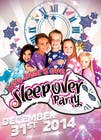 Bài tham dự #15 về Graphic Design cho cuộc thi Design a Flyer for a New Years Eve Sleep Over Party