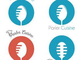 #98 for Concevoir un nouveau logo de podcast culinaire by aymanelghandour