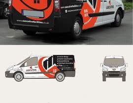 #11 pentru Design Van mockup de către IrynaSokolovska