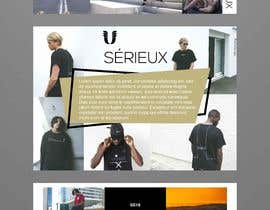 #24 for Design a Streetwear Labels wholesale buyer book (Cover pages 2x, intro page, business page, business information and contact details) by Irina2121