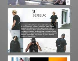 #29 for Design a Streetwear Labels wholesale buyer book (Cover pages 2x, intro page, business page, business information and contact details) by Irina2121