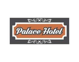 """#19 cho We have a pub built in 1914 we need a logo done which is regal and suits that era...   """"Palace Hotel"""" is the name of the pub. It is a traditional country pub. bởi imagencreativajp"""