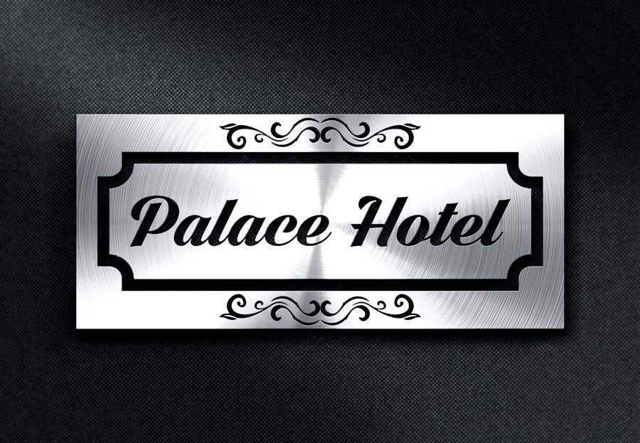 """Bài tham dự cuộc thi #20 cho We have a pub built in 1914 we need a logo done which is regal and suits that era...   """"Palace Hotel"""" is the name of the pub. It is a traditional country pub."""