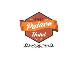 """#30 cho We have a pub built in 1914 we need a logo done which is regal and suits that era...   """"Palace Hotel"""" is the name of the pub. It is a traditional country pub. bởi imagencreativajp"""