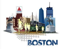 #13 for Illustration Design for Generic Runners in Boston by aneesgrace