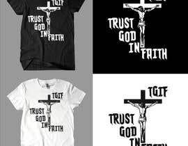 #2 untuk Design a T-Shirt for faith based company oleh toastymcawesome
