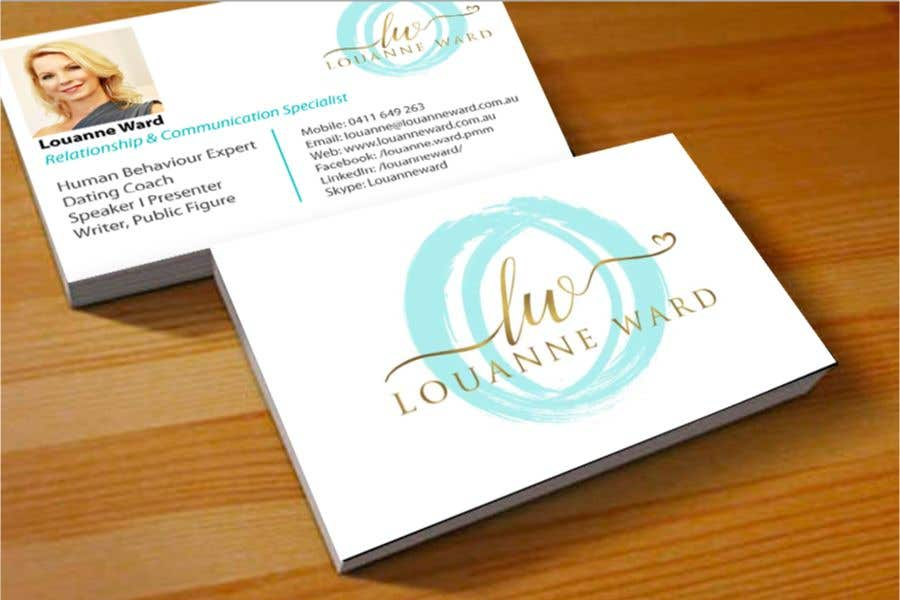 Entry #154 by pupster321 for Design a Business Card | Freelancer