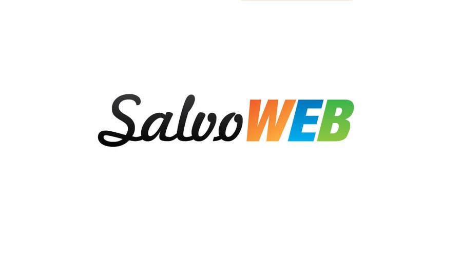 #558 for Logo Design for SalvoWEB by akshaydesai