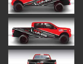 #104 cho Vehicle Wrap Red F-150 SCU bởi designershajeeb
