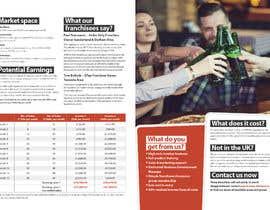 Nro 37 kilpailuun Design a Franchise Brochure combining two products käyttäjältä ukdesign01