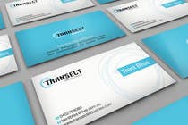 Contest Entry #62 for Business Card Design for Transect Industries