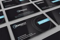 Contest Entry #61 for Business Card Design for Transect Industries