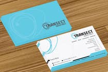Contest Entry #51 for Business Card Design for Transect Industries