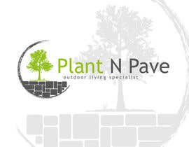 #273 for Logo Design for Plant 'N' Pave af Glukowze