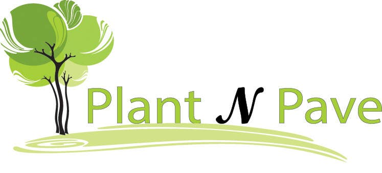 #51 for Logo Design for Plant 'N' Pave by mouadb13