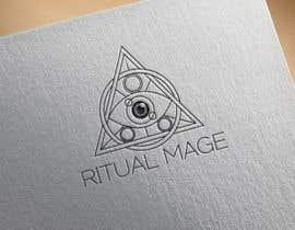 #694 cho Design a Logo - RITUAL MAGE bởi fahimshahriar11