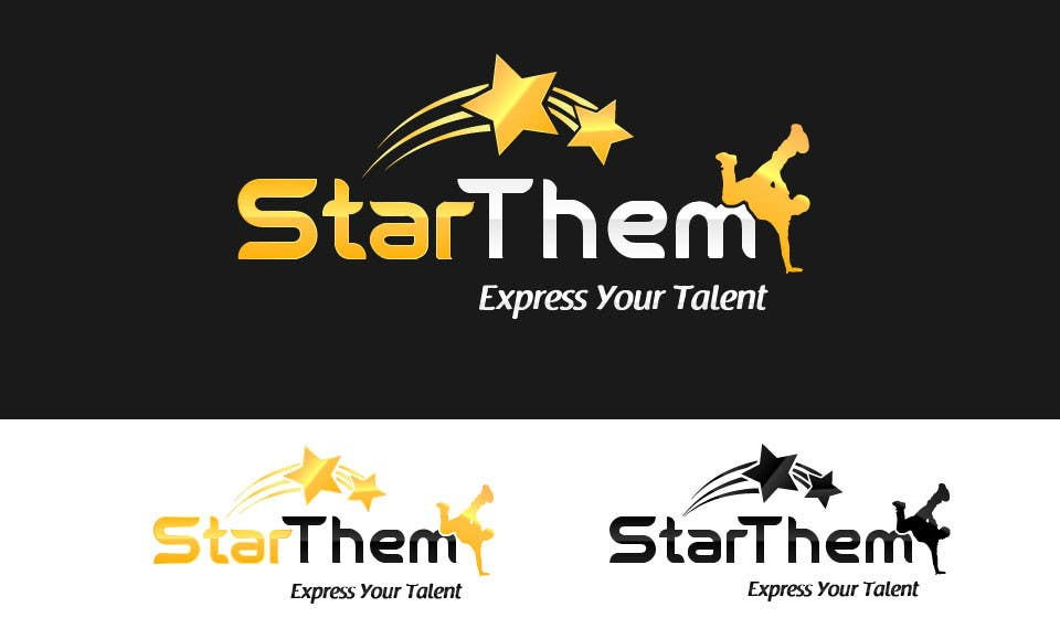 #261 for Logo Design for StarThem (www.starthem.com) by akshaydesai