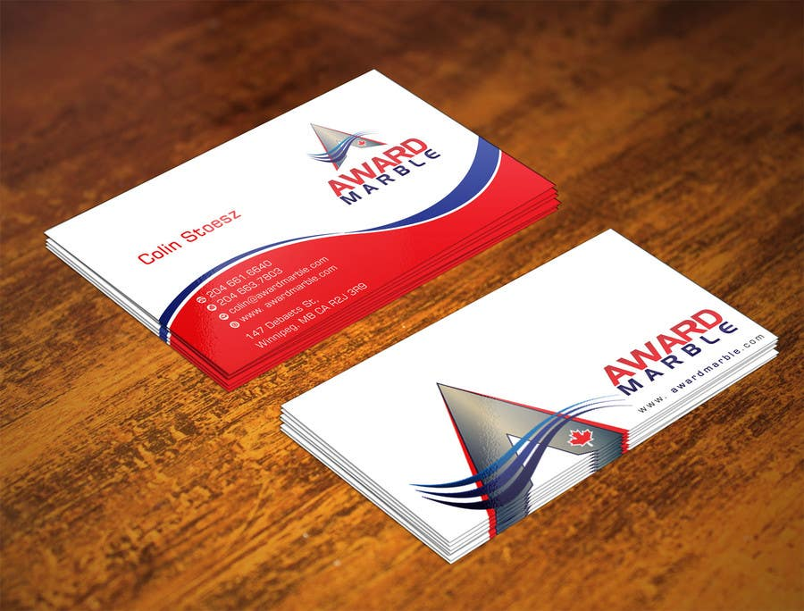 Entry #61 by smshahinhossen for Design some Business Cards for my ...