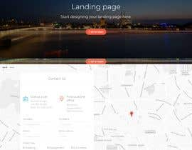 #11 untuk Bootstrap 4 waiting list / landing page - Test project: follow up jobs if good. oleh trandaidung