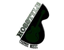 #120 untuk Design a Logo for a COUNTRY MUSIC BAND oleh amazzon