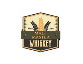 #460 for Design Whisky Brand and Logo by baskarmanih96