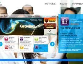 Nro 20 kilpailuun Website Design for OutCode käyttäjältä eb007