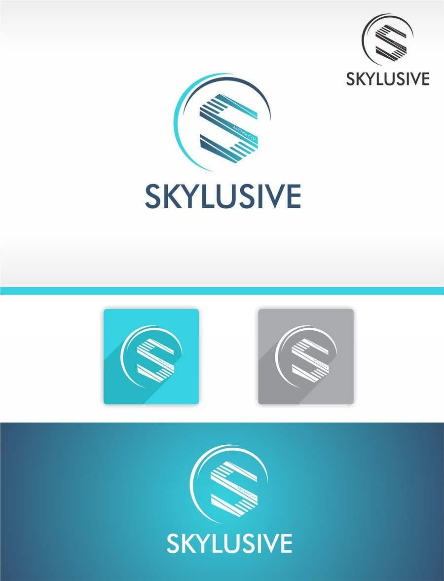 Penyertaan Peraduan #66 untuk Re-design my company logo into a sky-blue theme