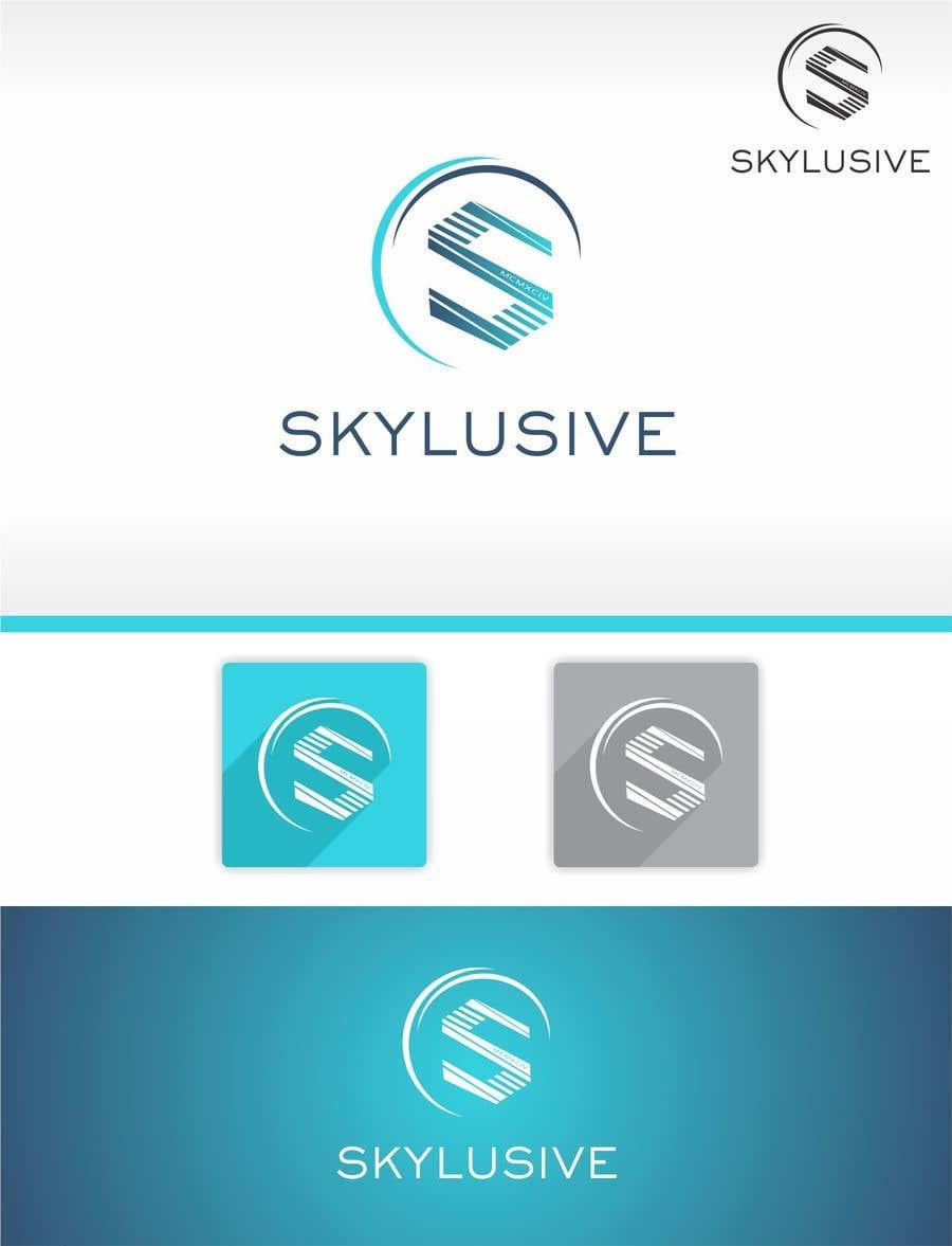 Penyertaan Peraduan #67 untuk Re-design my company logo into a sky-blue theme