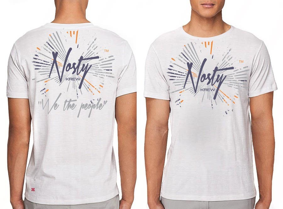 Contest Entry #119 for T-shirt Design for Nòsty Krew