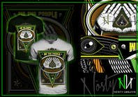 Graphic Design Contest Entry #38 for T-shirt Design for Nòsty Krew