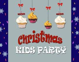 federicafe tarafından Design a Flyer for Christmas kids party için no 2