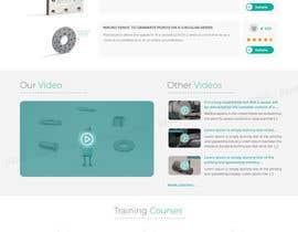 Číslo 35 pro uživatele I need to design brand identity e mokup for new site. od uživatele tamamanoj