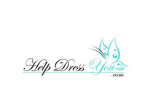 Bài tham dự cuộc thi #275 cho Logo Design for HelpDressYou.com