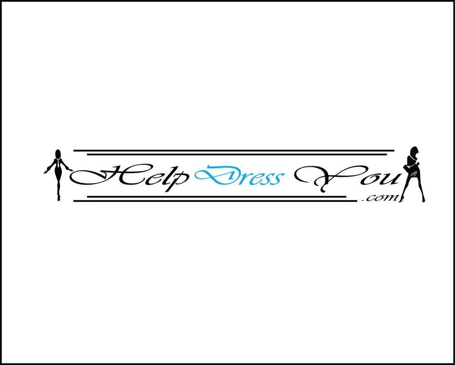 Bài tham dự cuộc thi #142 cho Logo Design for HelpDressYou.com