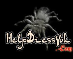 Contest Entry #133 for Logo Design for HelpDressYou.com