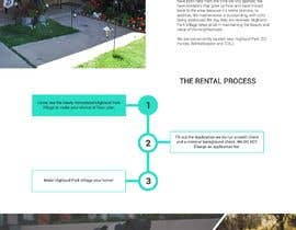 #26 for Design a Website Mockup for Apartment Homes by imamgodzali