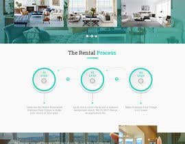 #44 for Design a Website Mockup for Apartment Homes by creativecas